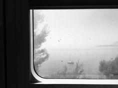 Passenger   by Beatrice Zagato Padova, Airplane View, Artist