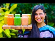 5 FullyRaw Salad Dressings! - YouTube