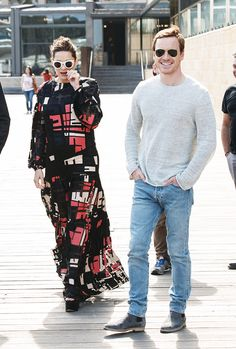 Michael Fassbender and Marion Cotillard at a photocall for Assassin's Creed | Sydney | 28.11.2016