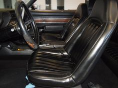 1973 Oldsmobile Cutlass Swivel Bucket Seats :-)