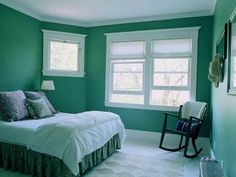 What Color Should I Paint My Room design lesson - use color to your advantage in a small home