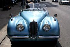 1952 Jaguar XK120 for sale - Classic car ad from CollectionCar.com.
