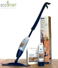 Bona Spray MOP sangat efektif dan mudah digunakan memungkinkan anda untuk membersihkan dan menjaga lantai kayu secara Ergonomis. Tidak memerlukan banyak waktu untuk merakit dan isi ulang. Lupakan mengisi ember dan menambahkan konsentrat - hanya semprot dan bersih!