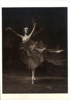Anna Pavlova (Dragonfly. 1911)
