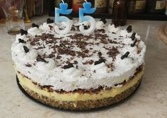 Erzsébet királyné tortája | Pető Mónika receptjeCookpad receptek Kaja, Tiramisu, Chocolate, Ethnic Recipes, Food, Candy, Meal, Schokolade, Essen