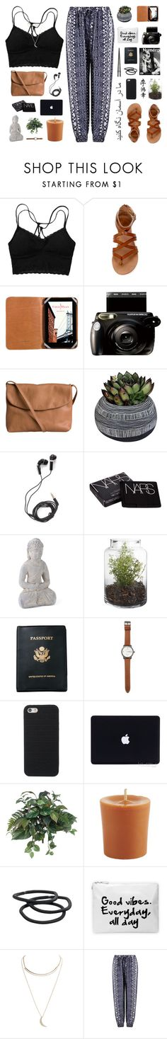 """""""HOPE / 20.39"""" by shaniaayr ❤ liked on Polyvore featuring Cole Haan, Pieces, Half Light Honey, DEOS, NARS Cosmetics, Royce Leather, Jack Spade, PEONY, Pier 1 Imports and Goody"""