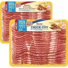 Junk Food Snacks, Lunch Snacks, Fun Baking Recipes, Snack Recipes, Bacon Brands, Coupons For Free Items, Oscar Mayer Bacon, Halloween Candy Buffet, Fire Chicken