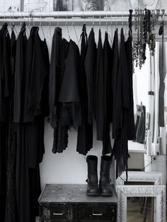 Photo (those Who Wander, Are Not Lost.)   Darkness, Closet Office And  Clothes