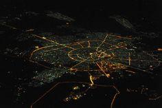 Erbil at night