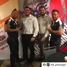 #Repost @ike_prosupps with @repostapp  Love these guys and they are making #ProSupps huge in the #UK #Tnutrition #psolympia2016 - www.t-nutrition.com Bodybuilding Supplements and Sports Nutrition