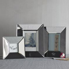 Mirrored Frames #WilliamsSonoma