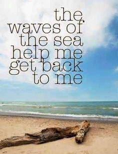 Sea quote via www.TheRabbitHoleRunsDeep.Blog.com