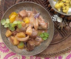 Rezept: Tandoori-Lammgeschnetzeltes