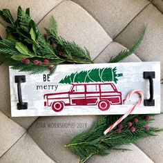Christmas Wreaths, Christmas Displays, Christmas Decorations, Christmas Tree, Christmas Ornaments, Holiday Decor, Diy Workshop, Paint And Sip, Custom Wood Signs