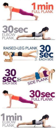 Jeśli masz wolne 5 minut, przebieraj się w wygodne ciuchy i wypróbuj nasz trening.