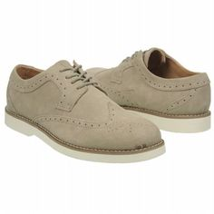 Men's Perry Ellis Kenneth Natural/White FamousFootwear.com