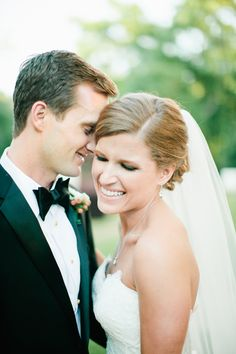 simple updo + classic tux | Love, The Nelsons #wedding