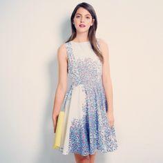 Exklusives Schnittmuster: Kleid von Cacharel für burda style - In 4/2015!