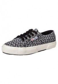 Superga Tenisówki i Trampki czarny Sneakers, Tennis, Slippers, Sneaker, Shoes Sneakers, Women's Sneakers
