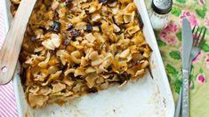Fleky s houbami - varimdobre. 20 Min, Cereal, Oatmeal, Grains, Food And Drink, Lunch, Baking, Breakfast, Blog