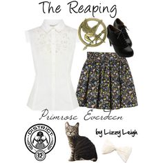 Primrose Everdeen- The Reaping, The Hunger Games