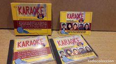 KARAOKE. LAS GRABACIONES ORIGINALES DE TELE 5 Y SU VERSIÓN KARAOKE. 2CD SET / ZAFIRO.