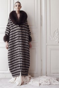 Delphine Manivet Couture Fall 2014 [Photo by Christophe Berlet]