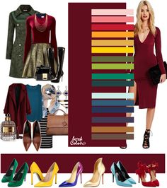 Love the colors! Color Combinations For Clothes, Color Blocking Outfits, Color Combos, Fashion Vocabulary, Color Me Beautiful, Color Balance, Fashion Colours, Color Mixing, Fall Outfits