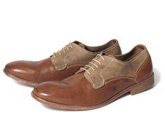 Sampson Tan shoes by Hudson.