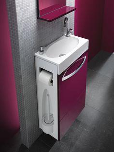 Factors to Consider When Installing Bathroom Cabinets - Life ideas Interior Design Toilet, Small Bathroom Interior, Tiny House Bathroom, Bathroom Design Small, Tiny Bathrooms, Bathroom Cabinets, Bathroom Furniture, Bathroom Sinks, Furniture Decor