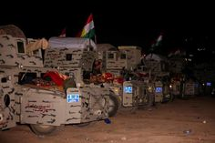 Peshmarga are getting ready to retake the city of Mosul .