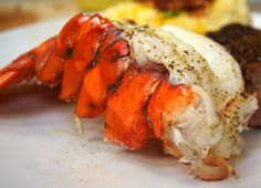 Baked Lobster Tail Recipe - easy and no mess recipe | Lake Geneva Country Meats