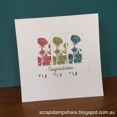 Scrap Stamp Share: Paper Garden- CTMH September Stamp of the Month Australasian Blog Hop