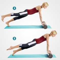 Grasshopper http://www.womenshealthmag.com/fitness/foam-roller-pilates-workout?adbid=10152897702326788