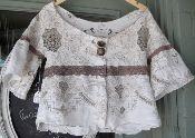 Frilly Frocks Handmade Jacket   Amelia