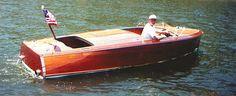 Building Mahogany Runabouts | Glen-L Boat Plans