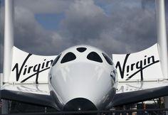 #Branson #Targets #Space Next Year as VIRGIN Begins Powered Tests...