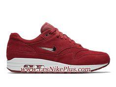 quality design 84d74 602cd Sneaker Nike Air Max 1 Premium SC Jewel Rouge Chaussures Nike Officiel Pas  Cher Pour Homme