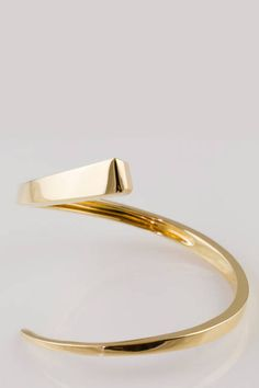 Jewelry Trends Fall 2012 - Nail Jewelry Fall 2012 - ELLE - how's that for a bangle!