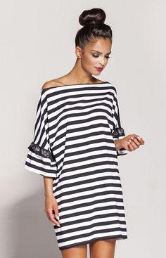 450a546f47 Dursi Peti sukienka czarna - Sukienki na co dzień - Sukienki casual - MODA  DAMSKA - Sklep internetowy