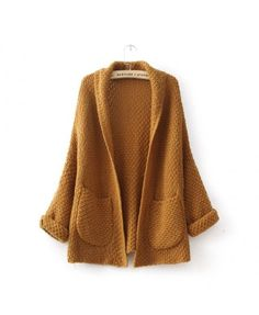 Women's sweater, Clothing, Women, Women's sweater, New in double- pocket style kimono sleeve sweater cardigan ghl2985, new, clearance knits