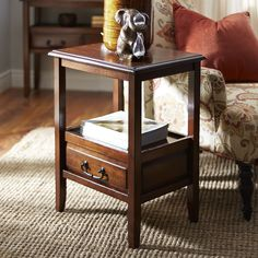 Anywhere End Table - Tuscan Brown | Pier 1 Imports