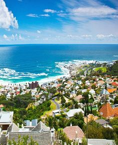 Cape Town Stands As A Glittering, Metropolis Juxtaposed, Breathtaking Natural…