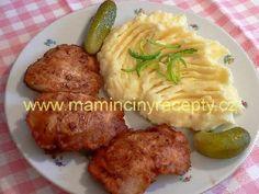 Kuřecí rarášky – Maminčiny recepty Pork, Meat, Chicken, Kale Stir Fry, Pork Chops, Cubs