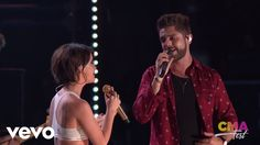 Thomas Rhett & Maren Morris - Craving You (Live From CMA Fest) 3-6-18