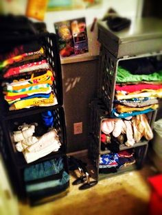 How to Organize Your Closet, I have so much extra room now!