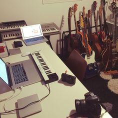 楽器/部屋全体のインテリア実例 - 2015-11-01 22:06:59 | RoomClip(ルームクリップ)
