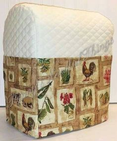 Check out this item in my Etsy shop https://www.etsy.com/listing/190627090/cream-quilted-farmers-market-cover-for