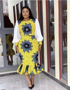 Short African Dresses, African Inspired Fashion, Latest African Fashion Dresses, Ankara Fashion, Africa Fashion, Ankara Short Gown Styles, Short Gowns, Latest Ankara Short Gown, Ankara Styles For Women