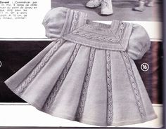 Greenock 157 dress and matinee coats baby vintage knitting pattern Listing in the Baby & Children,Patterns,Knitting & Crochet,Crafts, Handmade & Sewing Category on eBid United KingdomOnline Marketplace at eBid United Kingdom : Free to Bid Baby Outfits, Dress Up Outfits, Diy Dress, Baby Girl Dresses, Baby Knitting Patterns, Baby Patterns, Dress Patterns, Knit Baby Dress, Wool Dress